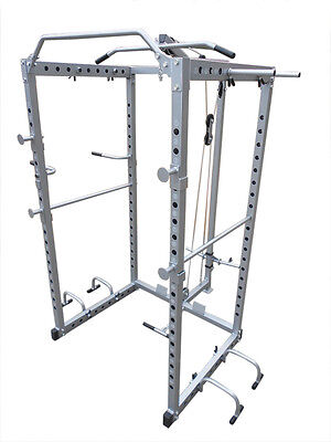 New Home Gym Power Rack Cage