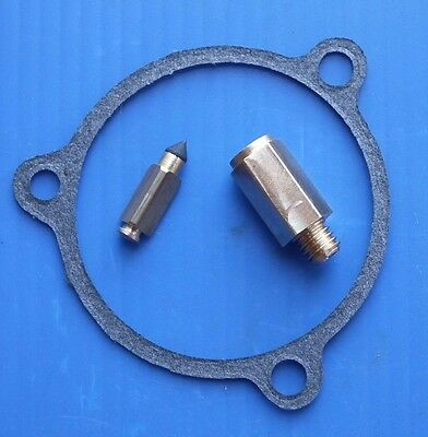 SU Carburettor HS2/4/6/8 Float Needle and Seat with Gasket