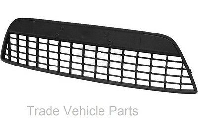 Ford Mondeo Iv 2007-2010 Front Bumper Grille Lower Centre New Insurance Approved