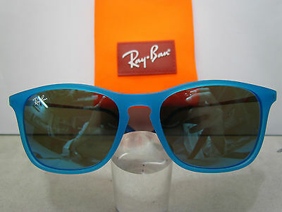 Ray-Ban Junior 9061 S 7011/55 49/15 occhiale da sole, NUOVO ORIGINALE
