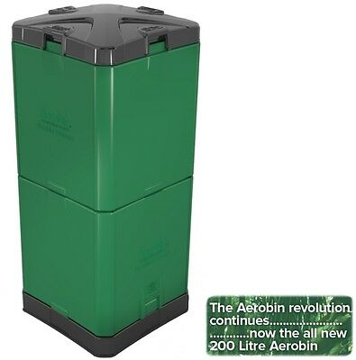 Garden Composter Thermal Insulation Sturdy Easy Use Recycle Composte Home