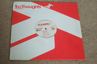 Flevans – Looking Out For Mr Bundle EP     2003   TRU THOUGHTS RECORDS