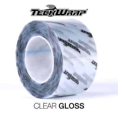 Paint Protection Helicopter Bike Tape TECKWRAP - Prevent Scratches + Stone Chips