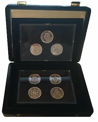 The Patterns of Edward VIII Silver Plated Commemorative Pattern Coins (CW6)