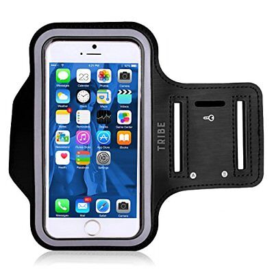 Tribe AB66 Water Resistant Sports Armband with Key Holder for iPhone 6, 6 Plus (