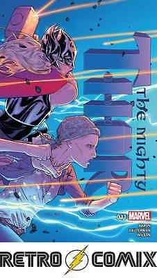 Marvel Mighty Thor #11 First Print New/unread Bagged & Boarded