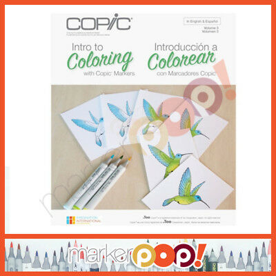 Coloring Foundations: Intro to Coloring with Copic MarkersAUTHORIZED RETAILER