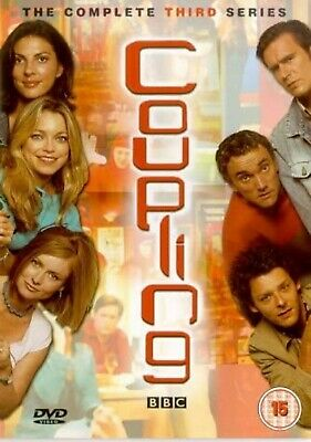 COUPLING COMPLETE SERIES 3 DVD Seasons All Episodes Brand New and Sealed UK