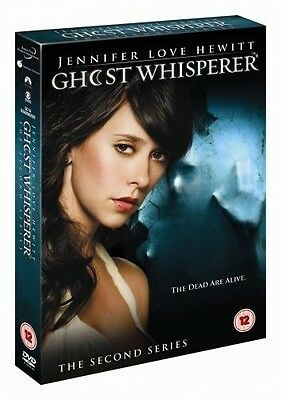 GHOST WHISPERER COMPLETE SERIES 2 DVD Box Set Brand New Season UK 2nd Second R2