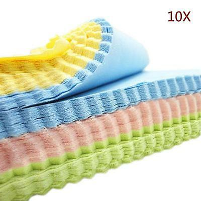 10 Glasses cleaning cloth for phone ipad camera lens cleaner Spectacles Clean DA