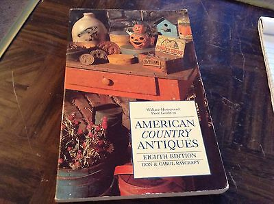 American country antiques price guide eighth edition