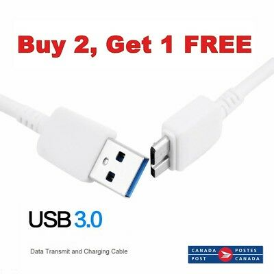 New 9 Pin Micro USB 3.0 Cable Data Charger Cord SYNC Samsung Galaxy S5 Note3 Tab