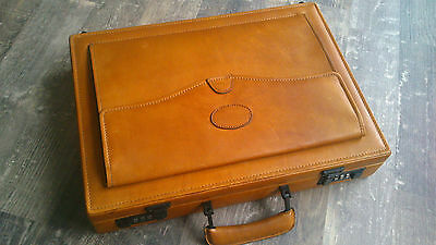 Original Ventura Barrister Slim Briefcase Aktenkoffer Ventiquattrore Attache