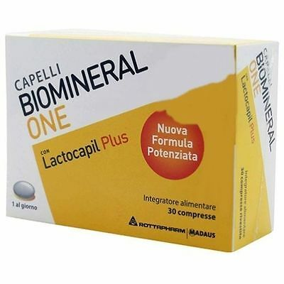 Biomineral One 30 Compresse Con Lactocapil Plus  Super Offerta!!!!