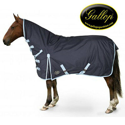 Gallop Trojan 350g Heavyweight Combo Horse / Pony Turnout Rug - All Sizes