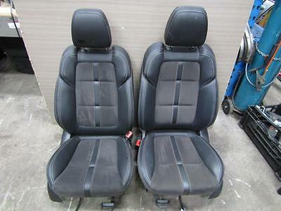 Vf Sv6 Pair Front Seats Leather