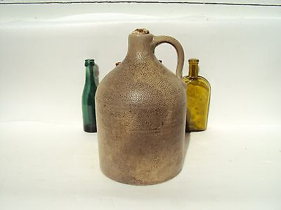Antique Weeks Bros. Jug / Akron Ohio