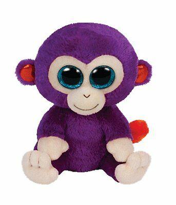 Grapes The Purple Monkey Ty Beanie Boos   Brand New