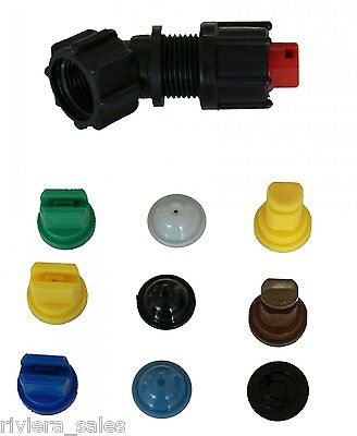 Solo Sprayer Nozzle Set Of 9 49005741 Fits 408, 409, 416, 417, 425 & Many More
