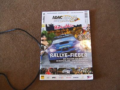 2007 ADAC Rallye Deutschland WRC German Rally of Germany Official Programme