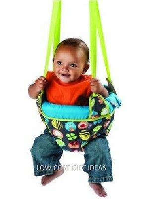 Baby Jumpers And Bouncers Doorway Exerciser For Babies Safety Seat Swing Walker