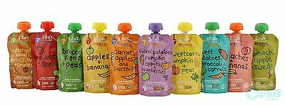 Ella's Kitchen Stage 1 From 4 Months Organic Baby Food 120g (Pack of 7)
