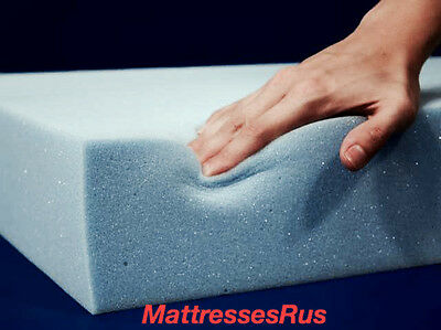 "High Density  Upholstery Foam Sheet In 1""2""3""4""5""6"" Depths And Various Sizes"