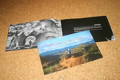 Wim Wenders & Juliano Ribeiro Salgado THE SALT OF THE EARTH Pressbook CANNES