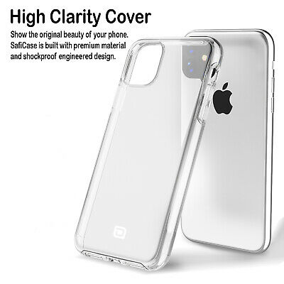 OBLIQ [Naked Shield S] Clear Hard Case Slim Dual Layer Skin for [Apple iPhone 7]