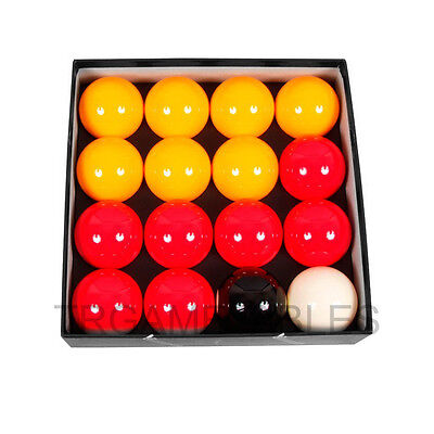 2 Inch Casino Pool Ball Set for Billiards Pool Games Standard Quality Free Post