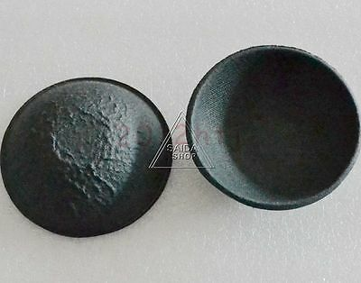 "2 pcs 1 9/16""repair loudspeaker Dust Cap 40mm for subwoofer,bass speaker dome"