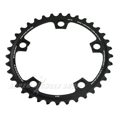 SRAM RED X-Glide Chainring 36T, BCD 110mm Por 11 Velocidad, Negro