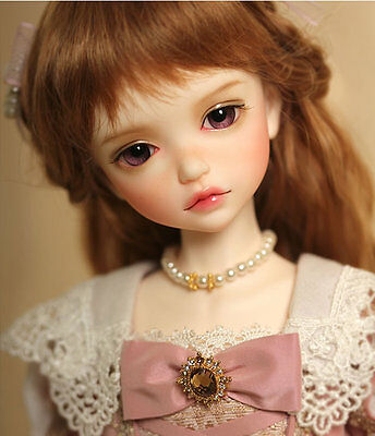 1/6 BJD doll Girl lonnie Doll FREE FACE MAKE UP+FREE EYES