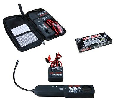 AUTOMOTIVE CABLE TRACKER by US PRO Short & Open Circuit Finder Tester Probe Tool