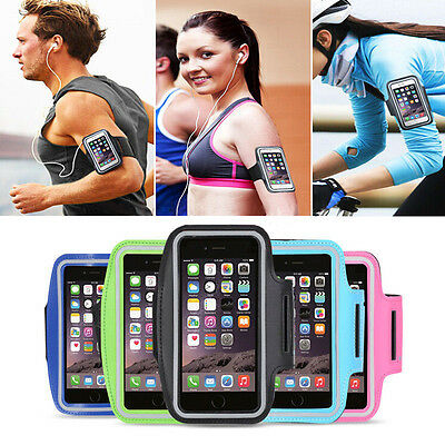 Sport Running Jogging Gym Armband Arm Band Case Cover Holder For iPhone 7 / Plus