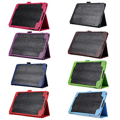 """Flip Leather Case Cover Stand for Samsung Galaxy Tab A 8.0 """"T350 T1"""