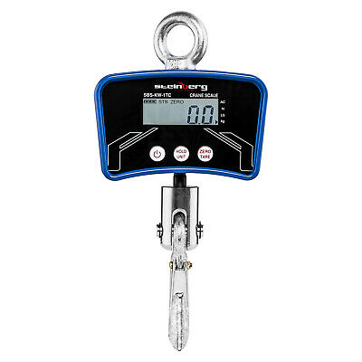 Industrial Professional Crane Scale Weighing Device Lcd Display Backing Lights