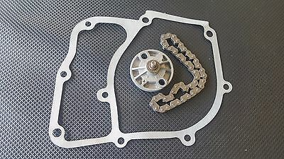GY6 150cc/125cc Oil Pump, Chain and Middle Crank Gasket