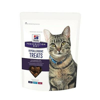 Hill's Prescription Diet Feline Treats Hypoallergenic 6x70g