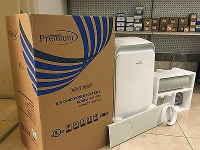 12,000 Btu Portable Air Conditioner Premium