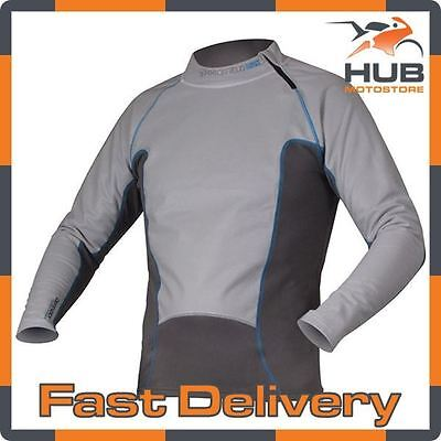 Forcefield Tornado Advance Motorcycle Motorbike Thermal Base Layer Shirt