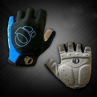Pretty Cycling Gloves Antiskid Mountain Gel Half Finger Gloves For Motorcycle