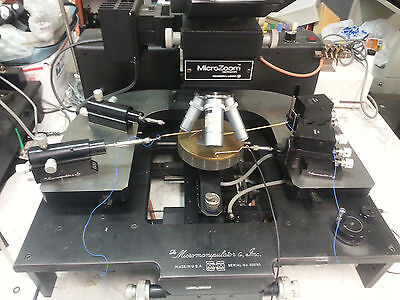 micromanipulator 6200 with micropositioners