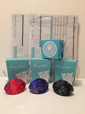 Lot Of Origami Owl Consultant/designer Supplies--Order Forms, Boxes, More
