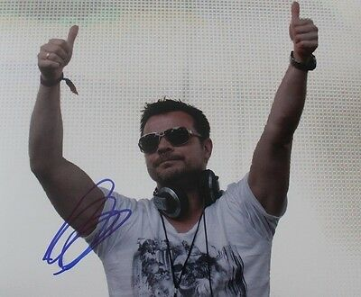 Dj Atb Andre Tanneberger Electro House Signed Autographed 8X10 Photo Coa