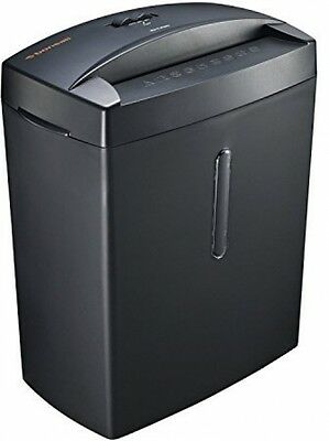 Paper Shredder 6 Sheet Micro Cut Bonsaii DocShred Office Home Document Security
