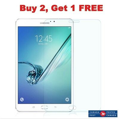 Premium Tempered Glass Screen Protector for Samsung Galaxy Tab 3 4 Pro A S