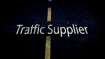 Unlimited Traffic Supplier Account Only $19 Per Month