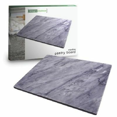 Marble Board Cutting Cheese Pastry - 40 x 30CM Large Charcoal