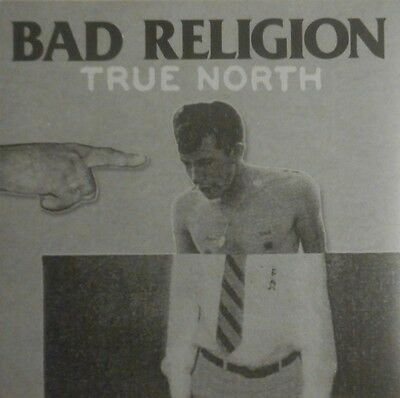 Bad Religion True North Rare Promotional Band Sticker FREE SHIPPING!!!